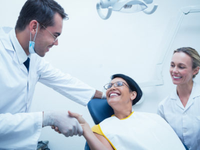 How to switch to a new dentist